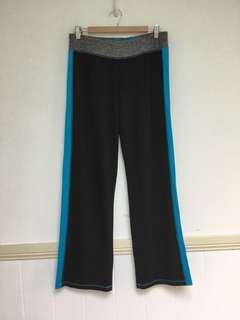 New Liz Jordan Au M Fit 10 12 Activewear Sports Stretch Pants