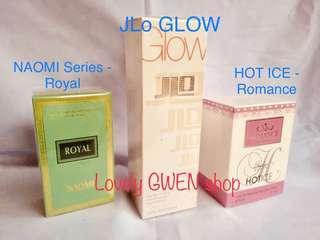 HOT ICE ROMANCE - Original Perfume
