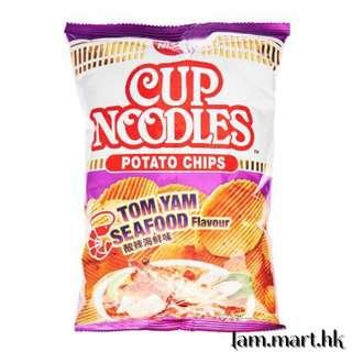 新加坡代購 合味道 酸辣海鮮味薯片
