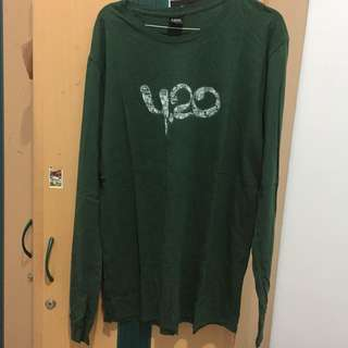 4.20 society T-shirt
