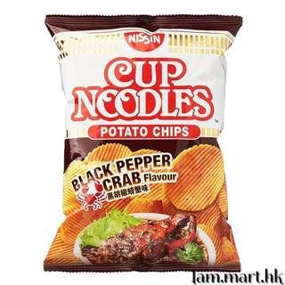 新加坡代購 合味道 黑胡椒螃蟹味薯片