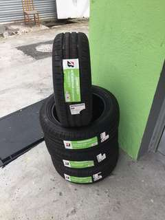 Bridgestone ecopia EP300 195/55/15