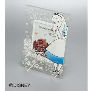 Japan Afternoon Tea Disney Collection Alice in Wonderland Photo Frame