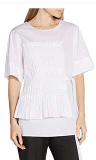 3.1 Phillip lim white top shirt sacai maje Sandro theory