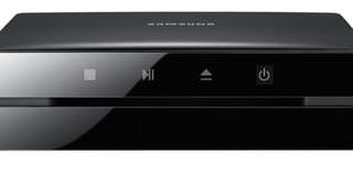 Samsung Blu-ray 3D player