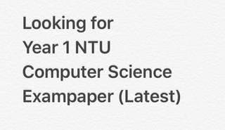 NTU Computer Science