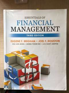 AB1201 Financial Management