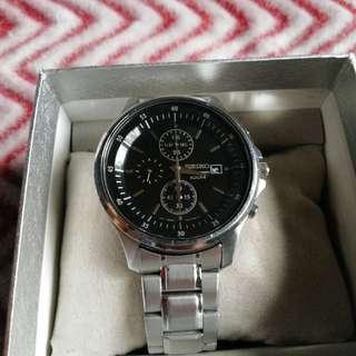 Seiko Men's watch chronograph