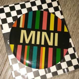 "MINI Badge 3"" 原廠徽章 Made in UK"