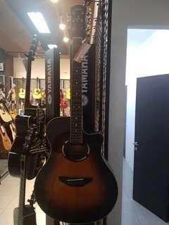 Yamaha Akustik Gitar APX 500 Bisa kredit Cuma Bayar DP 200 Ribu