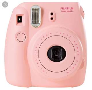 Fujifilm instax mini 8 即影即有相機 Fujifilm instax mini 8 pink 即影即有 相機 富士 可愛 必買 平放 抵買