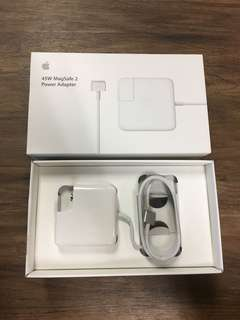 Mac Air charger for sale (with packaging)