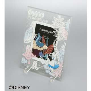 Japan Afternoon Tea Disney Collection Alice in Wonderland Light Colors Photo Frame