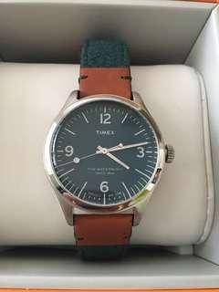 Timex 皮帶手錶 watch