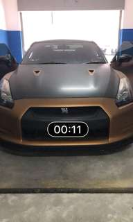 SAMBUNG BAYAR/CONTINUE LOAN  NISSAN GTR R35  YEAR 2008/2011 MONTHLY RM 3500 BALANCE 1 YEAR 11 MONTHS ROADTAX VALID BODY WRAPPING TIPTOP CONDITION  DP KLIK wasap.my/60133524312/r35