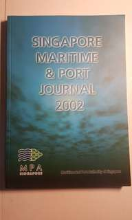 Singapore Maritime and Port Journal 2002