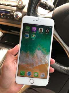 Iphone 6s plus gold 64gb