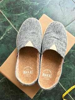 Wakai Hashigospotting Grey