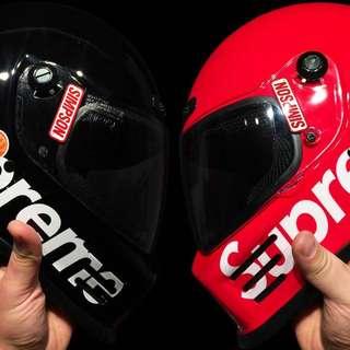 Supreme x Simpson - Street Bandit Helmet