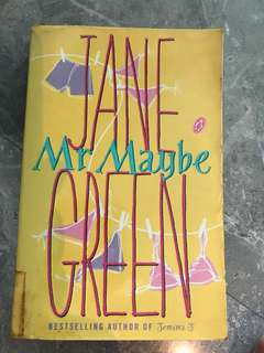 Me Maybe by Jane Green