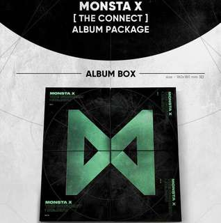 [PREORDER] MONSTA X - 6th Mini Album The Connect
