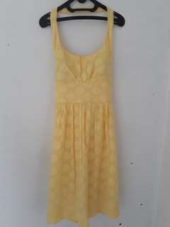 Dress Barn: Backless Summer / Cocktail Dress