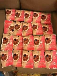 日本梅片乾$15