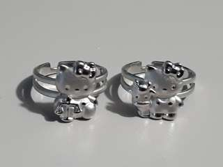 Adjustable Ring for Girls