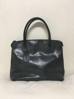 Tannery Leather Tote Bag