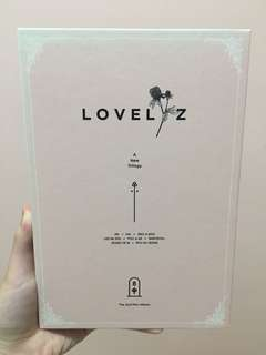 D .Lovelyz A NEW TRILOGY 淨專💽