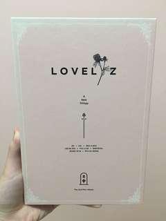 D .Lovelyz A NEW TRILOGY 淨專💽