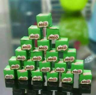 Milo cube isi 100 ori import