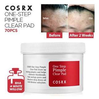 COSRX One Step Pimple Pad Toner