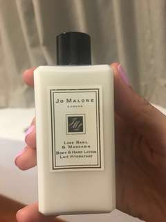 Body and Hand lotion Jo Malone