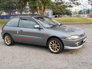 For SALE: Proton Satria 2002 1300cc GLi SE 5 Speed Manual