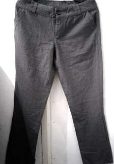 Women's Slacks (Gray)