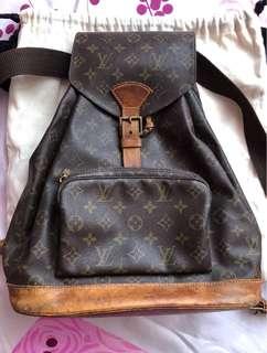 Louis Vuitton Monsouris Backpack