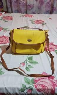 Primadonna Yellow Body Bag