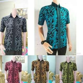 Hem batik Printing