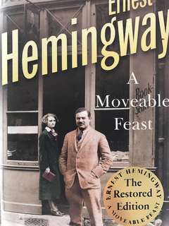 A Movable Feast - Ernest Hemingway