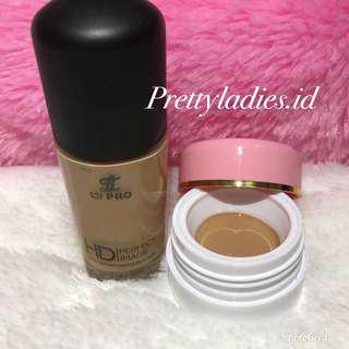 LT PRO perfect Image HIGH DEFINITION FOUNDATION (HD) Share in Jar