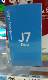 SAMSUNG J7 DUO BISA KREDIT