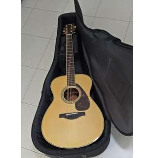 Yamaha LS6 ARE Acoustic electric guitar