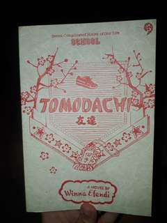 NOVEL TOMODACHI