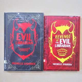 The Evil Librarian Series