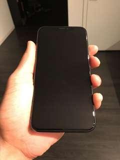 iPhone X 256GB Ori MY Set with Warranty