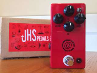 JHS Andy Timmons @, (Angry Charlie) Distortion Overdrive Guitar Pedal