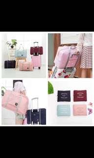 Teacher day gift foldable travel bag