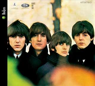 Beatles For Sale remastered (stereo) replica album