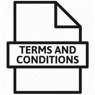 🚚 Terms & Conditions / FAQs